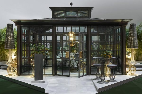 Conservatories glamour style