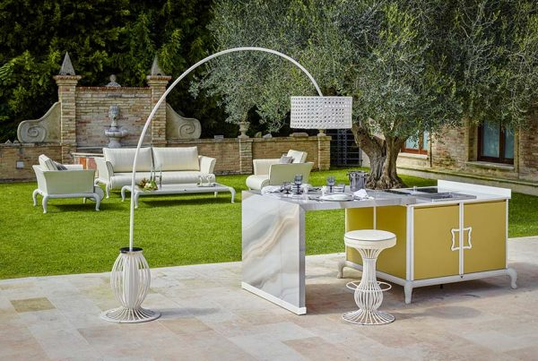 Luxury Outdoor Kitchens Dfn Luxury Outdoor Furniture And Projects