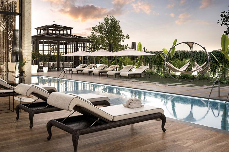 Exclusive Products For Outdoor Luxury