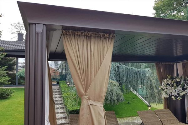DFN-luxury-outdoor-furniture-bioclimatic-pergola-curtains-detail